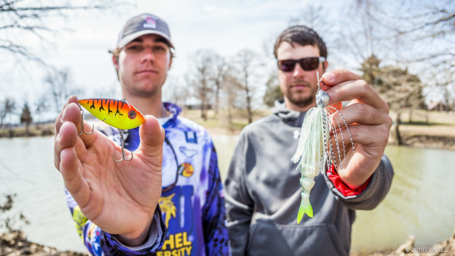 TOP 10 BAITS FROM KENTUCKY LAKE